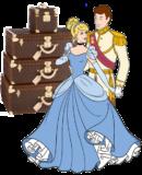 cenicienta y principe