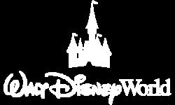 logo disneyworld blanco