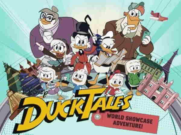 Ducktales Adventure